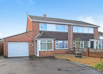 Thumbnail 3 bed semi-detached house to rent in Hawkeridge Park, Westbury