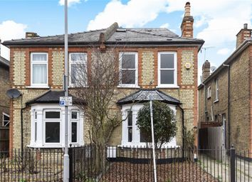 Thumbnail 4 bedroom semi-detached house for sale in Wyndham Road, Kingston Upon Thames