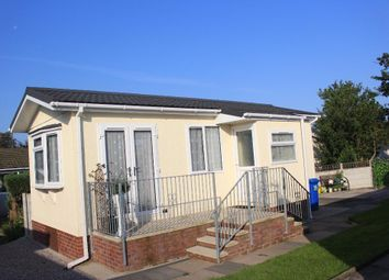 Thumbnail 1 bed mobile/park home for sale in Burlingham Park, Garstang, Lancashire