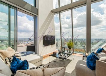 Thumbnail 2 bedroom flat to rent in Dollar Bay Point, Dollar Bay Place, London