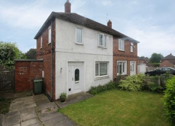 Thumbnail 2 bed semi-detached house for sale in Birch Grove, Leeds, West Yorkshire