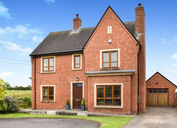 Thumbnail 4 bed detached house for sale in Brooke Hall Heights, Belfast