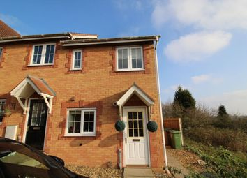 Thumbnail 2 bed terraced house for sale in Eden Court, Nuneaton