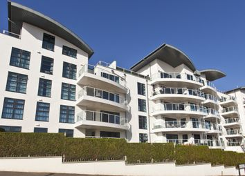 Thumbnail 3 bedroom flat for sale in The Reef, 16 Boscombe Spa Road, Boscombe Spa, Dorset