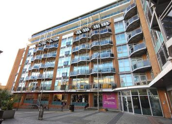 Thumbnail 1 bed flat to rent in Gerry Raffles Square, Olympic Village, Stratford, Stratford City, London