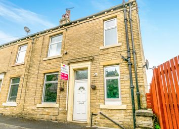 Thumbnail 2 bed end terrace house for sale in Fairview Terrace, Halifax