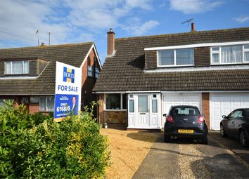 Thumbnail 3 bed semi-detached house for sale in Hyde Road, Roade, Northampton