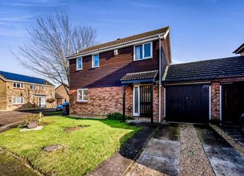 Thumbnail 3 bed link-detached house for sale in Churnet Close, Bedford, Bedfordshire, .