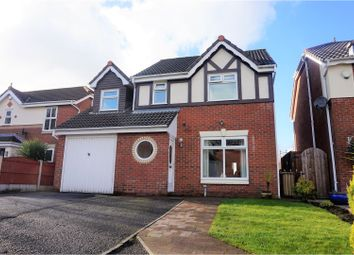 Thumbnail 4 bedroom detached house for sale in Wellburn Close, Middle Hulton, Bolton