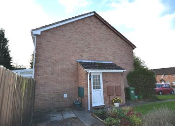 Thumbnail 1 bed terraced house for sale in Maw Close, Basingstoke
