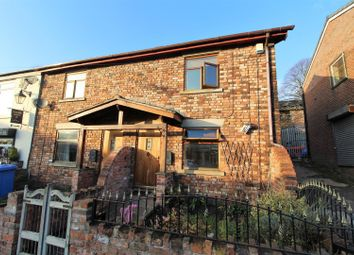 Thumbnail 2 bed end terrace house for sale in Lodge Street, Middleton, Manchester