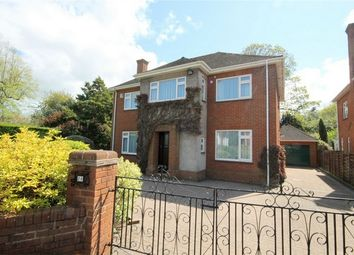 Thumbnail 4 bed detached house to rent in Homestead Gardens, Frenchay, Bristol