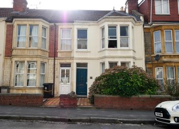 Thumbnail 3 bed terraced house to rent in Hampstead Road, Bristol