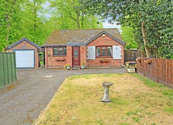 Thumbnail 2 bed bungalow for sale in Saffron Road, South Wigston, Leicester