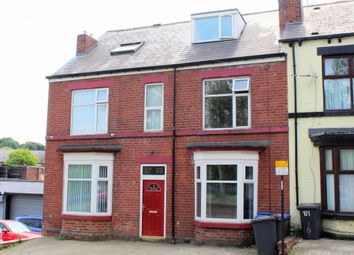 Thumbnail 4 bedroom terraced house for sale in Herries Road, Sheffield
