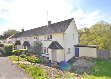 Thumbnail 2 bed end terrace house to rent in Catherine Way, Batheaston, Bath