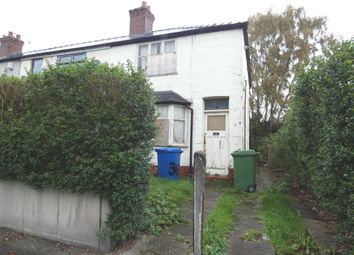 2 bed end terrace house for sale in East Avenue, Warrington WA2