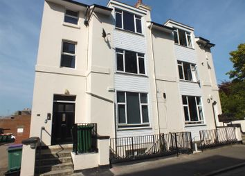 Thumbnail 1 bed flat for sale in West Cliff Gardens, Folkestone