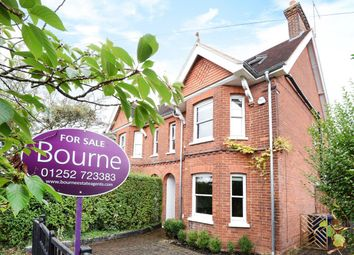 Thumbnail 6 bed semi-detached house for sale in St. Johns Road, Farnham, Surrey