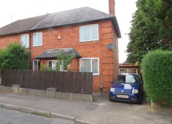 Thumbnail 2 bed semi-detached house for sale in Randall Road, Northampton