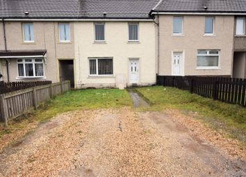 Thumbnail 3 bed terraced house for sale in Community Place, Bellshill