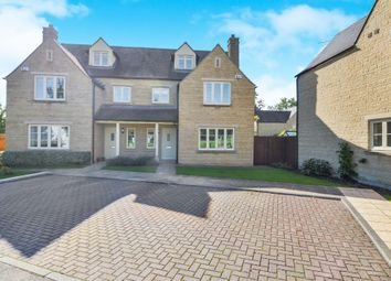 Thumbnail 5 bed semi-detached house for sale in Abingdon Road, Standlake, Witney