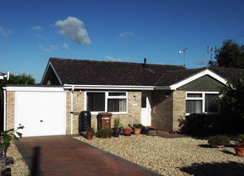 Thumbnail 2 bed detached bungalow for sale in Ringmere Close, Watton