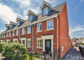 Thumbnail 3 bedroom end terrace house for sale in Rosebay Gardens, Cheltenham