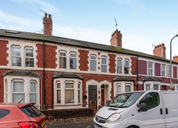 Thumbnail 4 bed terraced house for sale in Blackweir Terrace, Cathays, Cardiff