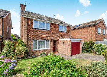 Thumbnail 4 bed detached house for sale in The Almonds, Bearsted, Maidstone
