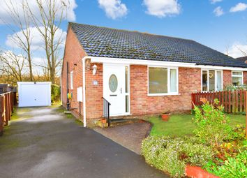 Thumbnail 2 bed semi-detached bungalow for sale in Bryony Road, Killinghall, Harrogate