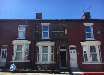 Thumbnail 2 bed terraced house for sale in Alfonso Road, Kirkdale, Liverpool