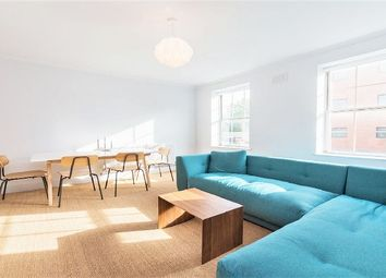 Thumbnail 3 bed flat to rent in Hortensia Road, London