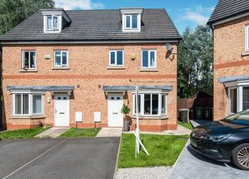 Thumbnail 4 bed semi-detached house for sale in Harrier Close, Lostock, Bolton, Greater Manchester