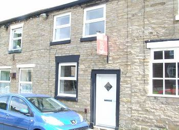 Thumbnail 2 bedroom cottage to rent in Church Street, Bollington, Cheshire