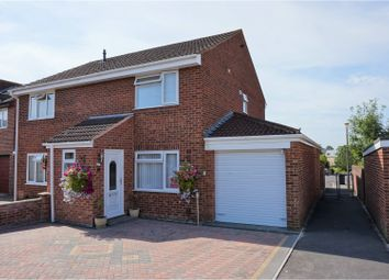 Thumbnail 3 bed semi-detached house for sale in Brecon Close, Melksham