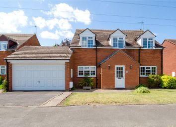 Thumbnail 4 bed detached house for sale in Sheldon Park Road, Worcester