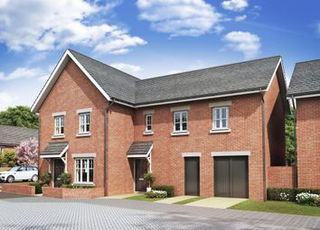 "Thumbnail 1 bed flat for sale in ""Stroud"" at Greenkeepers Road, Great Denham, Bedford"