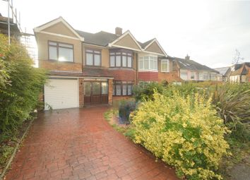 Thumbnail 4 bed semi-detached house to rent in Whitehall Close, Chigwell