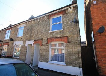 Thumbnail 3 bedroom end terrace house for sale in Hartington Street, Bedford