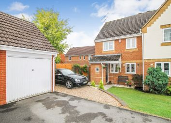 Thumbnail 3 bed end terrace house for sale in The Lawns, Farnborough