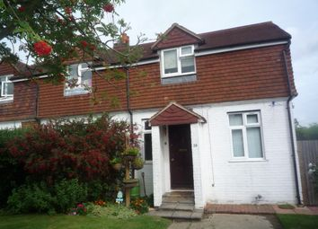 Thumbnail 3 bedroom end terrace house to rent in Frith Park, East Grinstead