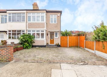 Dorrington Gardens, Hornchurch RM12. 3 bed end terrace house