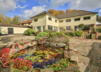 Thumbnail 7 bed detached house for sale in Church Road, Pentyrch, Cardiff