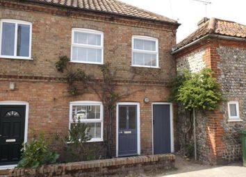 Thumbnail 2 bed terraced house for sale in Southrepps, Norwich, Norfolk