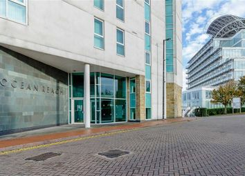 Thumbnail 2 bedroom flat for sale in Ocean Reach, Cardiff Bay, Cardiff
