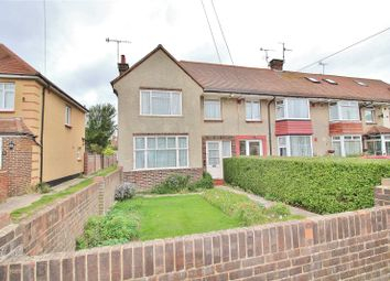 Thumbnail 3 bed end terrace house for sale in Goldsmith Road, Worthing, West Sussex