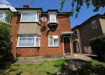 Thumbnail 2 bed flat for sale in Woodgrange Close, Kenton