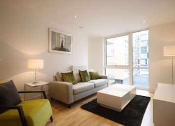 Thumbnail 2 bed flat to rent in Dundas Court, New Capital Quay, London