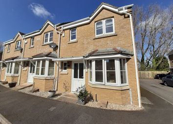 2 bed terraced house for sale in Samuel Vickery Way, Chard TA20
